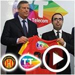En vidéo : Tunisie Telecom et Espérance de Tunis, confiance renouvelée pour 3 ans