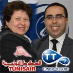 Tunisie Telecom et Tunisair ensemble pour un partenariat de 5 ans