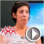 Yamina Mechri présente le Parlement Tunisien des Jeunes de l'association Tun'Act