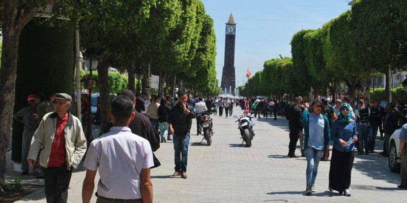 المفكّرون الأحرار: إيقاف امرأة اعتدت على الصائمين بشوارع تونس