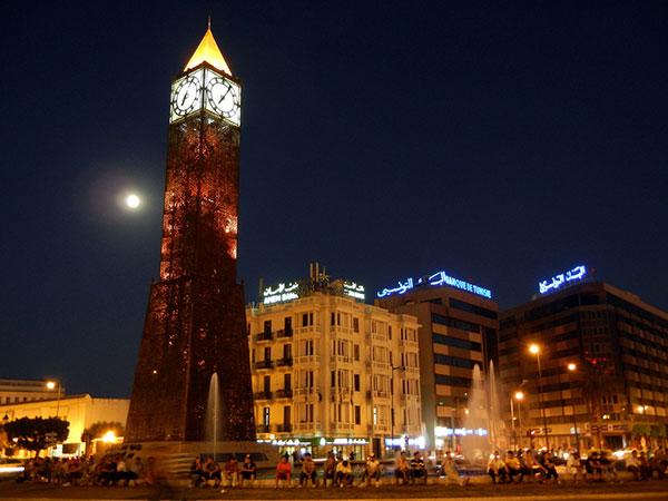 Tunis, deuxième ville la plus sûre et la plus paisible d'Afrique