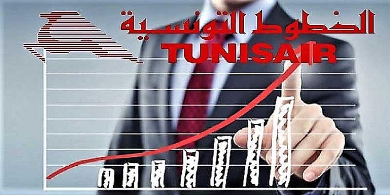 Tunisair : Vingt  mois consécutifs de croissance de l'activité globale