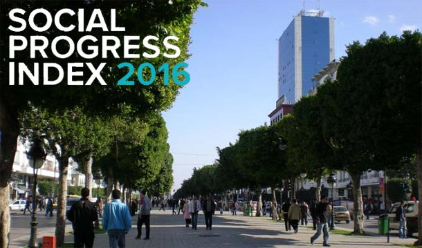 Social Progress Index 2016 : La Tunisie classée 56ème