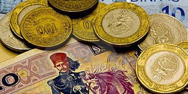 BCT : le dinar s'est apprécié de 1,5% par rapport au dollar