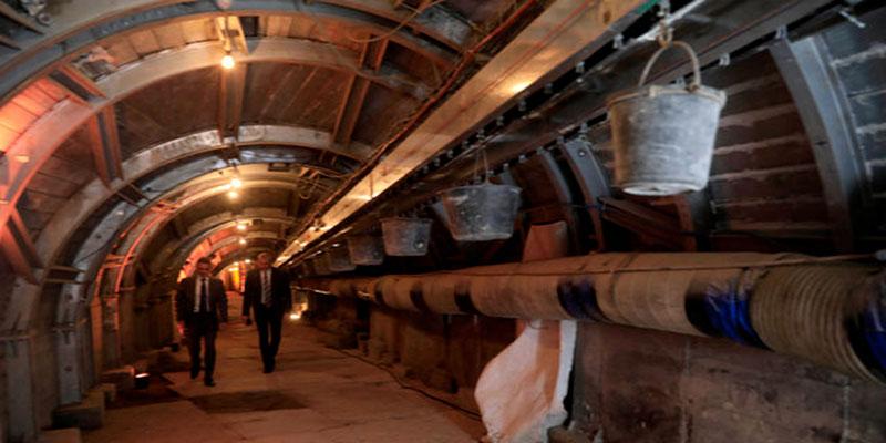 Israël creuse un tunnel jusqu'à la mosquée Al-Aqsa