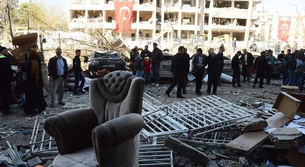 مقتل شخص وإصابة آخرين بانفجار في تركيا