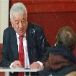 L'ambassadeur turc à Paris aspergé de jus de grenade