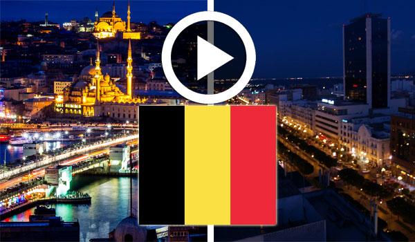 En vidéo : Pour les Belges, la Turquie est moins dangeureuse que la Tunisie