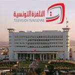 صحفيو التلفزة الوطنية يحملون الشارة الحمراء وينفذون وقفة احتجاجية