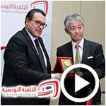 en vidéo :l'inauguration de deux nouveaux studios équipés à la Télévision Tunisienne