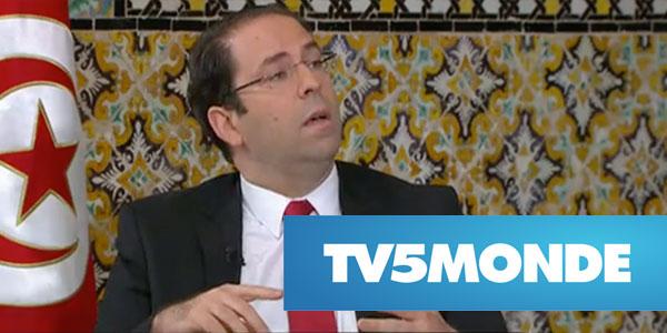 En vidéo : Pour Youssef Chahed, la Tunisie a besoin de réformes économiques et sociales