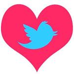 Twitter innove et change l'étoile du favori, par un cœur tout rose