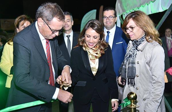 l'UBCI inaugure sa nouvelle agence au lac 2 et renforce son réseau de proximité