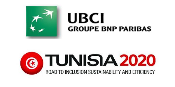 L'UBCI partenaire de la Conférence Internationale  TUNISIA 2020
