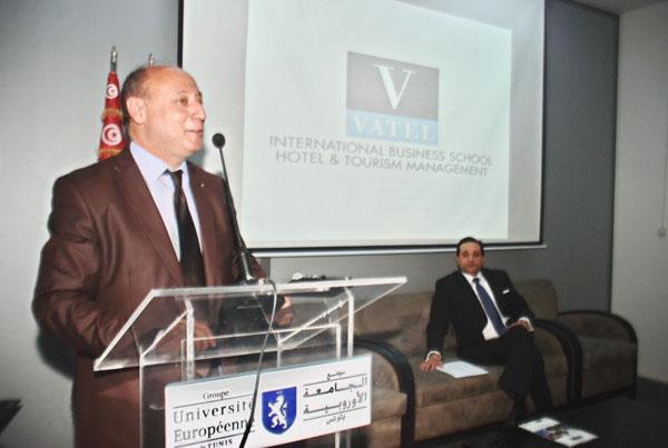 Tourisme, Art et Culture à l'honneur à la remise des diplômes de Vatel à Tunis