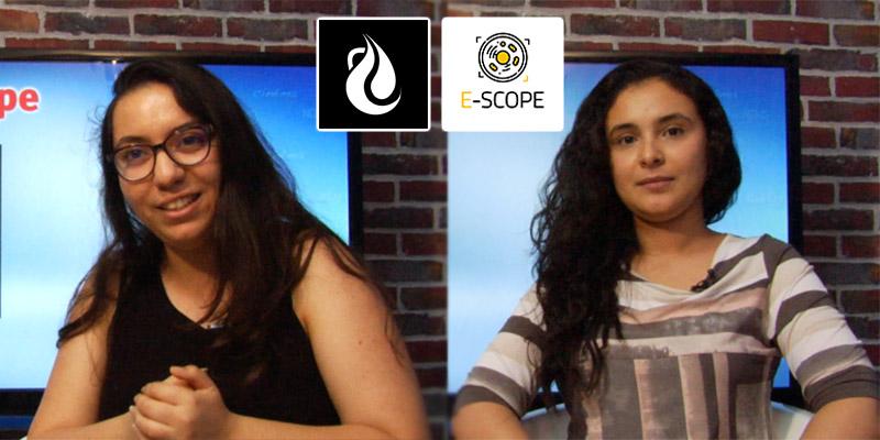Enactus ESPRIT ICT : Découvrez les projets E-Scope et Jardrops