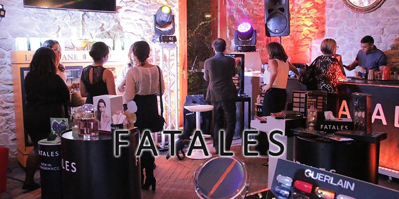 En vidéo : Fatales célèbre le lancement des 20 Tagged Days