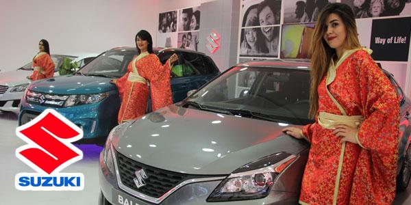 En vidéos : Tous les détails sur le lancement des voitures SUZUKI
