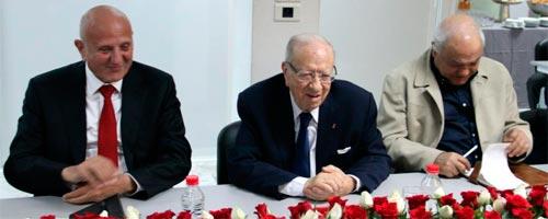 الاتحاد من أجل تونس يعلن تضامنه التام مع قوات الأمن والجيش الوطنيين
