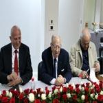 Aujourd'hui, démarrage des travaux de l'Union pour la Tunisie
