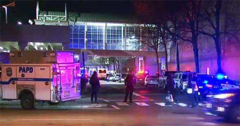 فيديو: إصابات في هجوم مسلح في مركز تسوق بالولايات المتحدة