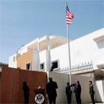 Sous escorte militaire, les USA évacuent leur ambassade de Tripoli vers Tunis