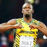 Mondiaux d'athlétisme: le Jamaïcain Usain Bolt champion du monde sur 200 m