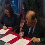 اتفاقية شراكة بين وزارة التربية و منظمة الأعراف
