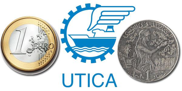 l'UTICA appelle à des mesures pour freiner la chute du Dinar