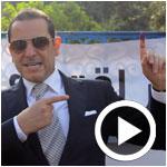 بالفيديو... سمير العبدلي : كل صوت هو رصاصة في قلب الإرهاب