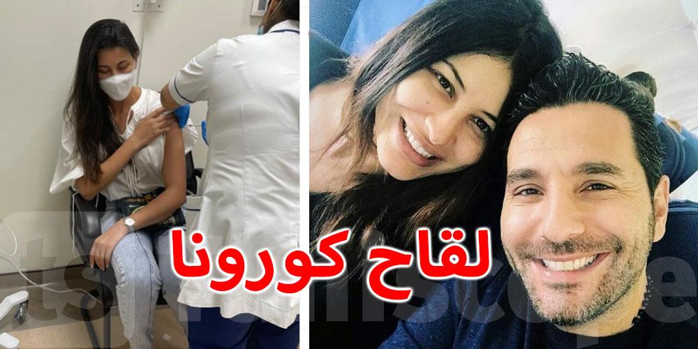 بالفيديو..التونسية ريم السعيدي تتلقى لقاح كورونا