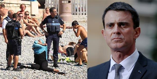 Valls : Il faut lutter contre l'islamisme radical qui vise à occuper l'espace public