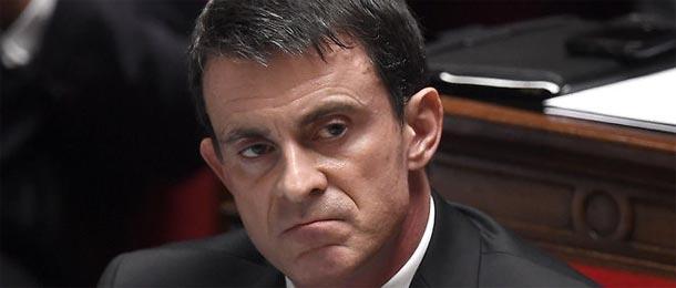 Manuel Valls réagit après l'attaque de l'église de Saint-Etienne-du-Rouvray