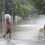 الأمطار الطوفانية تقطع عددا من الطرقات في باجة