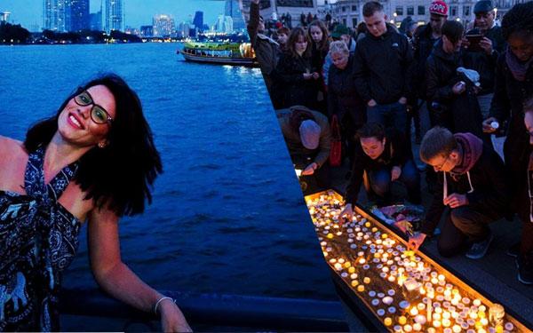 Elle avait sauté du pont, une des blessés de l'attentat de Londres, décède à l'hôpital