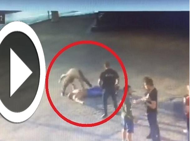 بالفيديو: مقتل بطل العالم الروسي في رفع الأثقال خلال شجار