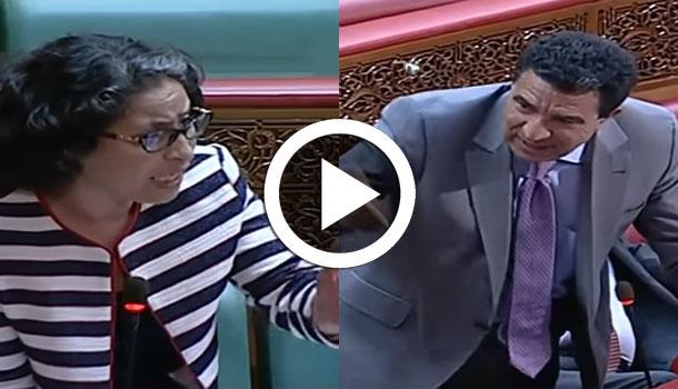 En vidéo, une députée accuse un ministre de ne pas avoir son bac !