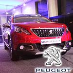 En photos: Découvrez la  nouvelle Peugeot 2008 restylée