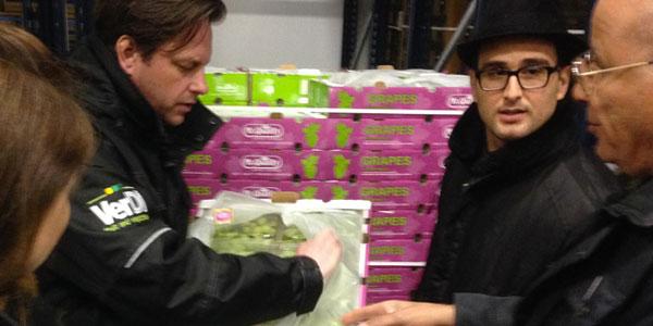 Mission de visites directes aux acheteurs néerlandais de fruits et légumes frais