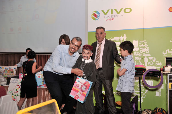 Vivo Energy fête les lauréats de la seconde édition de la compétition nationale de sécurité routière