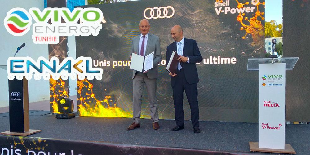 Vivo Energy Tunisie et Ennakl Automobiles unis pour la performance ultime