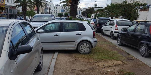 Photo du jour : Stationner à tout prix, au mépris des lois et du code de la route