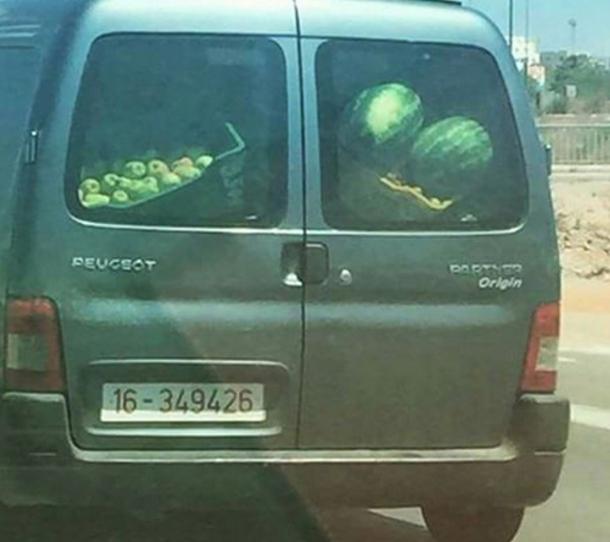 سيارة إدارية محملة بالغلال: وزارة السياحة توضّح