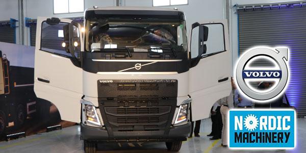 En vidéo : Les camions Volvo Trucks commercialisés par Nordic Machinery sur le marché tunisien