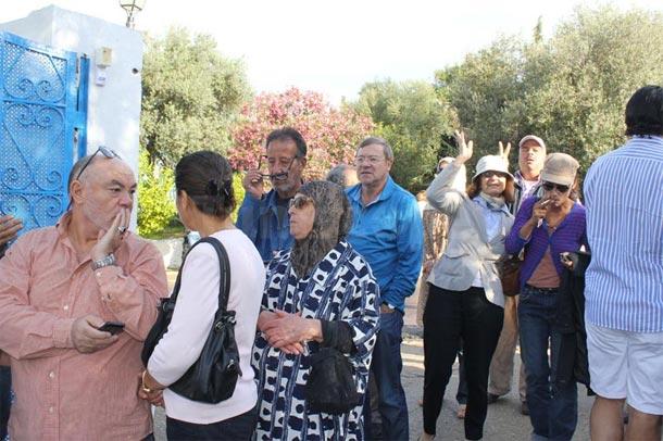 Photo du jour : La pub de Sanofi detournée pour le vote