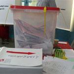 عتيد و مراقبون يرفضان القرار المتعلق بالسماح للمثل واحد لكل جمعية بالتواجد داخل مكتب الإقتراع