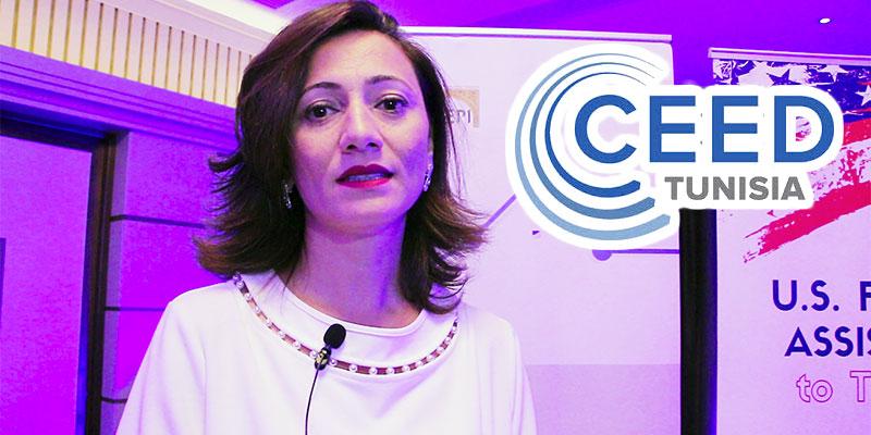 En vidéo : Wafa Makhlouf présente les lauréats CEED de Gabès, Medenine, Tataouine et Tunis