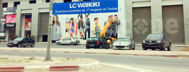 LC Waikiki ouvre son premier magasin en Tunisie