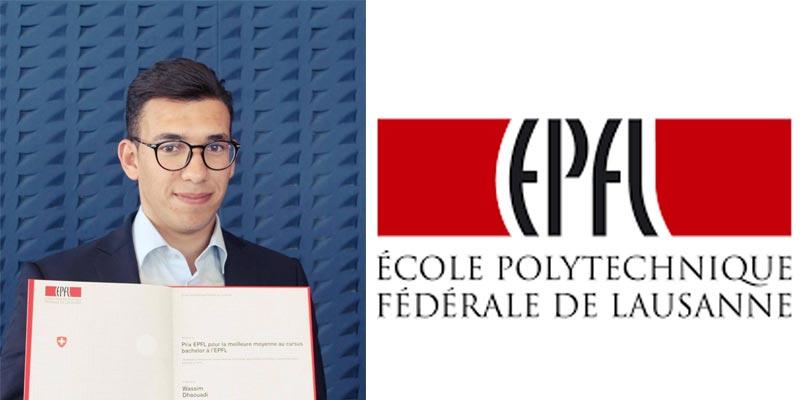Un étudiant tunisien majeur de promotion à l'EPFL en Suisse