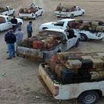 Arrestation de 5 Hommes d'affaires et un général des forces de sécurité impliqués dans la contrebande